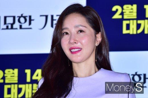배우 엄지원이 이혼 소식을 직접 전했다. /사진=장동규 기자