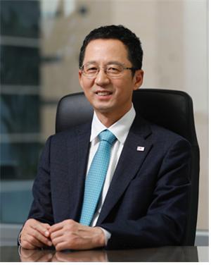 박춘원 흥국생명 대표이사 부사장이 동반성장을 강조하고 있다./사진=흥국생명