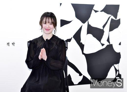 배우 구혜선은 아트테이너로서 활발한 활동을 이어가고 있다. /사진=임한별 기자