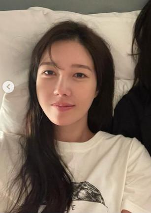 배우 이지아가 자신의 인스타그램에 일상 사진을 공개했다. /사진=이지아 인스타그램