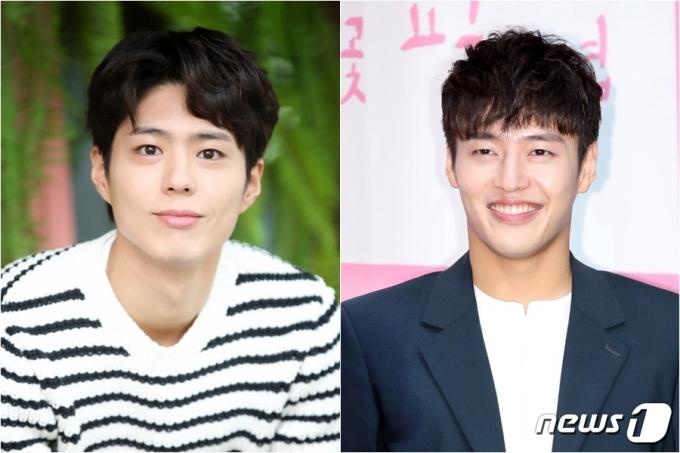 박보검 강하늘 © 뉴스1 DB