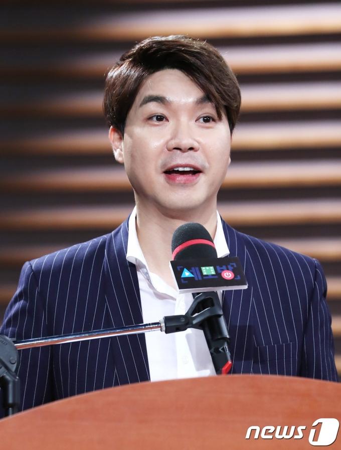 방송인 박수홍 © News1 권현진 기자