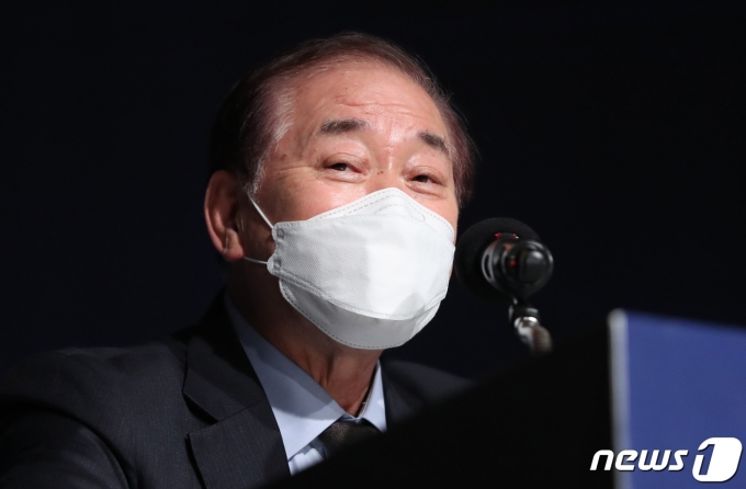 문정인 세종연구소 이사장 <자료사진> 2020.11.23/뉴스1 © News1 박지혜 기자