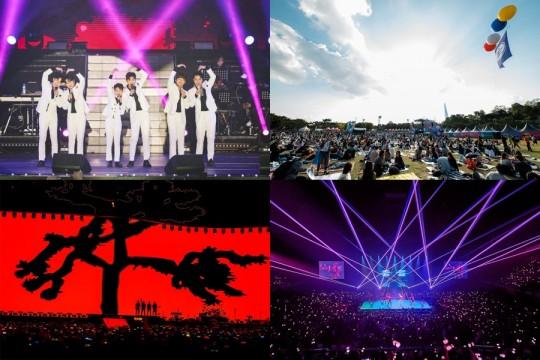 국내 대표 대중음악공연제작 35개사가 모여 '한국대중음악공연산업협회'를 발족했다. /사진=한국대중음악공연산업협회
