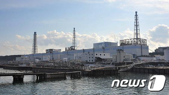 후쿠시마(福島) 제1원전 ©AFP=뉴스1