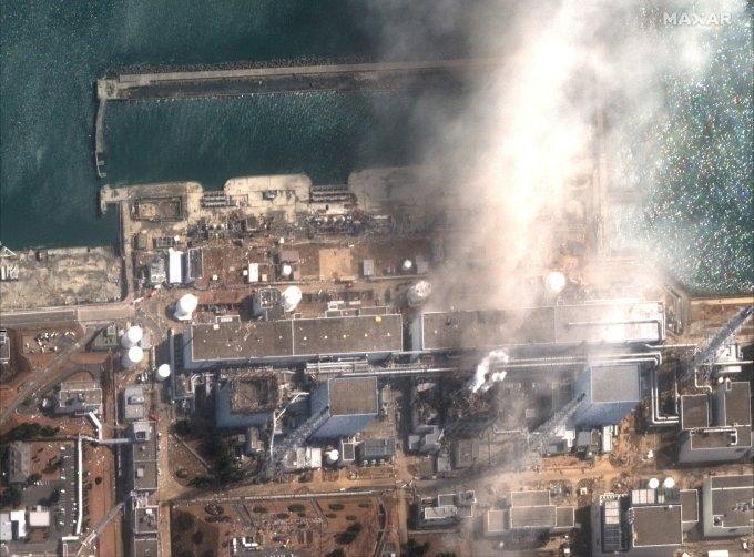 지구 더럽히고 인류 죽이는 일본… '후쿠시마 원전 오염수' 바다 방출(상보)