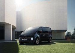 """""""미래 모빌리티 디자인 담았죠"""" 현대차, '스타리아' 출시… 고급형 3661만원부터"""