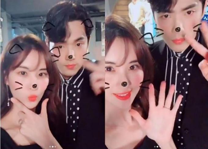소녀시대 멤버 겸 배우 서현이 김정현의 태도논란에도 오히려 그를 위로해준것으로 알려졌다. /사진=서현 인스타그램