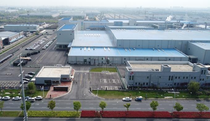 SK아이이테크놀로지가 중국 창저우에서 두번째 분리막 공장 가동에 들어갔다. / 사진=SK이노베이션