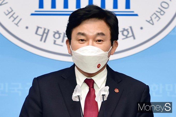 """[머니S포토] 원희룡 """"정부 '유감표명'하고 있을 때 아냐…할 수 있는 모든 조치 취하길"""""""