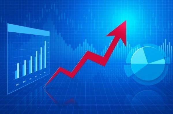 코스피가 중국의 수출입지표 호조로 1% 넘게 상승마감했다./사진=이미지투데이
