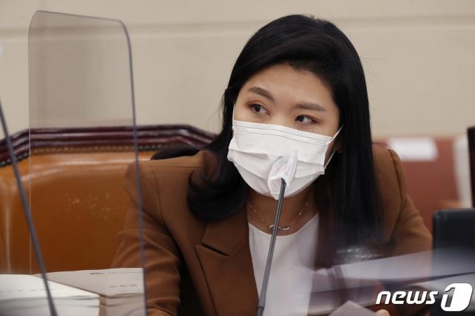 신현영 더불어민주당 의원 2020.10.13/뉴스1 © News1 신웅수 기자
