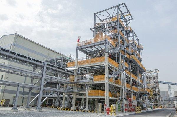 LG화학, 배터리 소재 '탄소나노튜브' 1200톤 증설 완료… 상업가동 시작