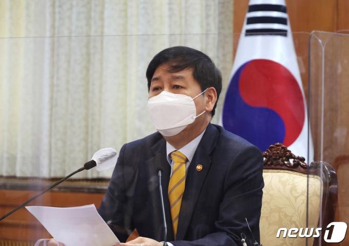 구윤철 국무조정실장이 일본에서 들어오는 수산물 방사능 검역을 강화할 계획을 밝혔다. /사진=뉴스1
