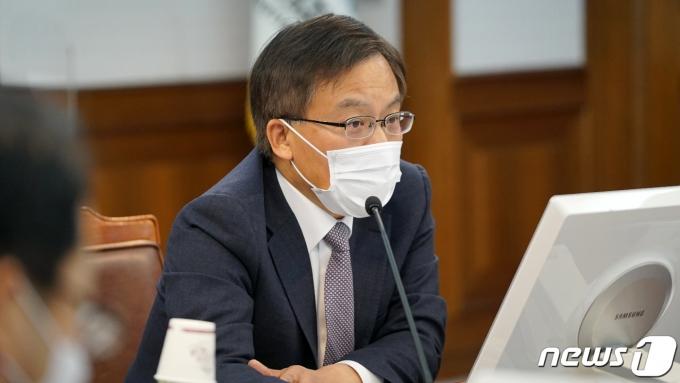 조남관 검찰총장 직무대행. (대검찰청 제공) 2021.3.31/뉴스1