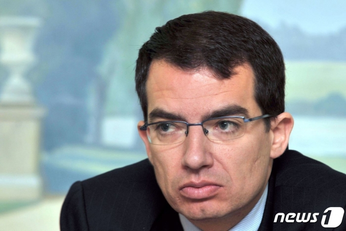 스테판 반셀 모더나 최고경영자(CEO) © AFP=뉴스1