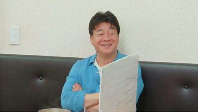 요리연구가 백종원이 감자옹심이집에 호평을 내놨다. /사진=SBS 제공