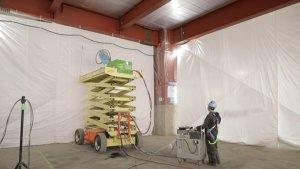 건설현장 위험 작업, 사람 대신 로봇이 한다… 삼성물산 개발