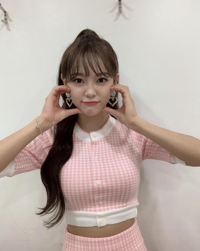 사진. 김세정 인스타그램