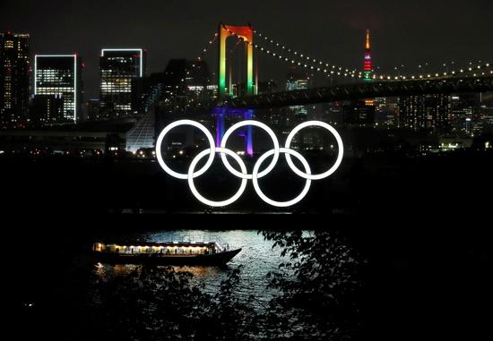 일본에서 도쿄올림픽 취소 가능성 또는 무관중개최 방안 등이 검토되고 있는 것으로 알려졌다. /사진=로이터