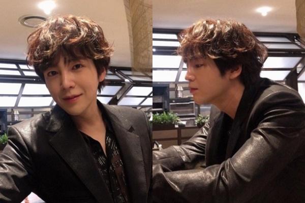 배우 장근석의 근황이 공개됐다. /사진=장근석 인스타그램