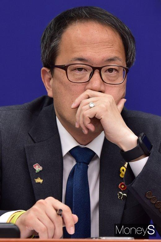 """박주민 """"오세훈, 주택가격 안정시킬 노하우 매우 궁금"""""""