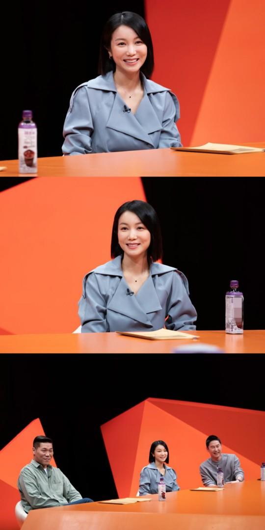 김옥빈이 '미운우리새끼'에 출연해 입담을 뽐낸다. /사진=SBS 제공