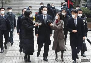 이재용 '합병 의혹' 재판 이번주 재개… 건강상태 이상 없나