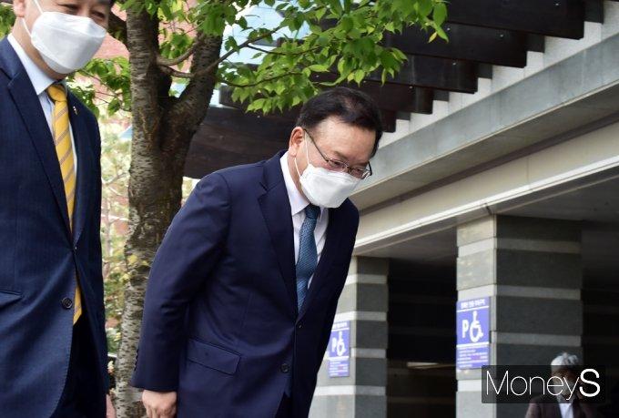 [머니S포토] 김부겸 총리 지명자, 국정쇄신 단초 되나