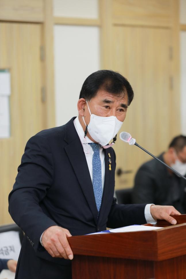 경기도의회 백승기 의원. / 사진제공=경기도의회