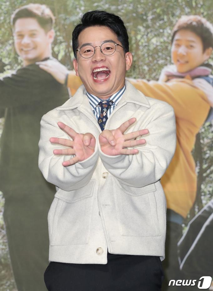 개그맨 김준호의 미담이 전해지자 누리꾼들이 칭찬을 아끼지 않았다./ 사진=뉴스1