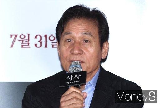 배우 안성기(69)가 건강을 회복했다. /사진=장동규 기자