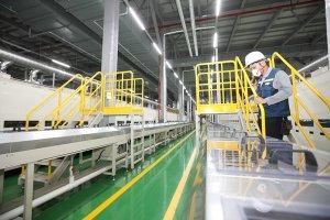 [르포] 전기차 110만대분 양극재 생산 앞둔 포스코케미칼