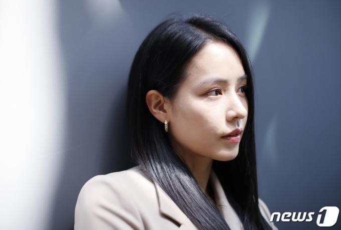 [사진] 안지혜, 팔색조 매력