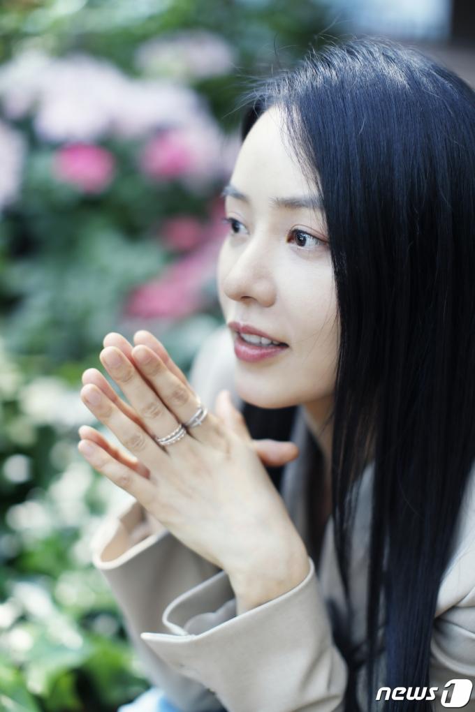 [사진] 안지혜 '꽃향기 나는 은은한 아름다움'