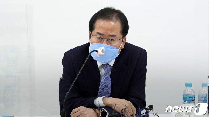 홍준표 무소속 의원 © 뉴스1 송영성 기자