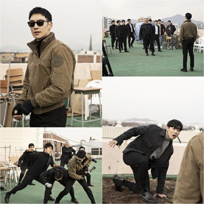 SBS '모범택시' © 뉴스1