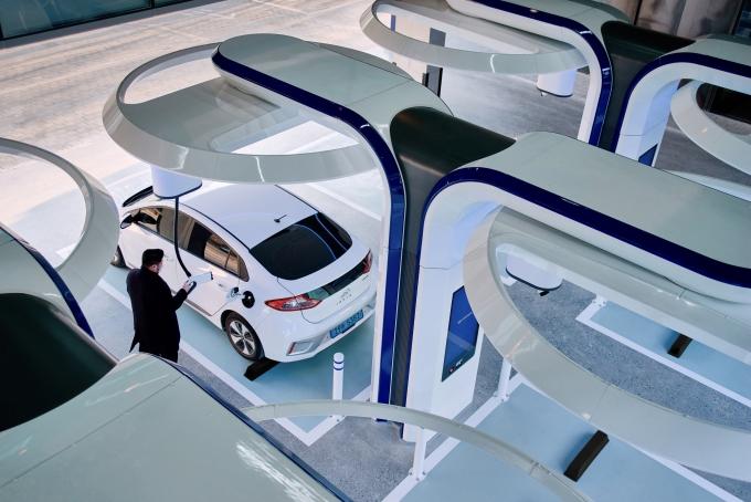 '현대 EV 스테이션 강동' /사진=현대자동차