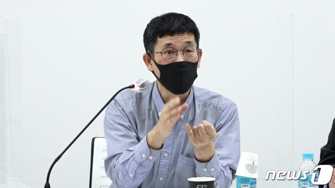 진중권 전 동양대 교수 © 뉴스1 송영성 기자