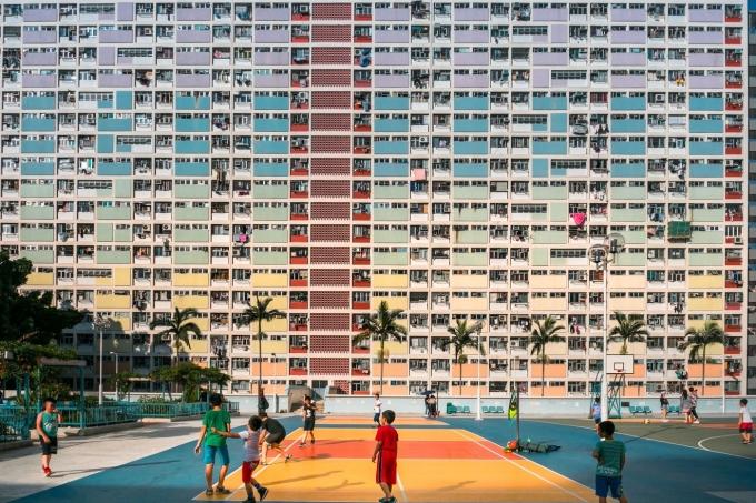 초이 홍 아파트. 홍콩관광청 제공