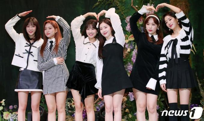 걸그룹 에이프릴/뉴스1 © News1