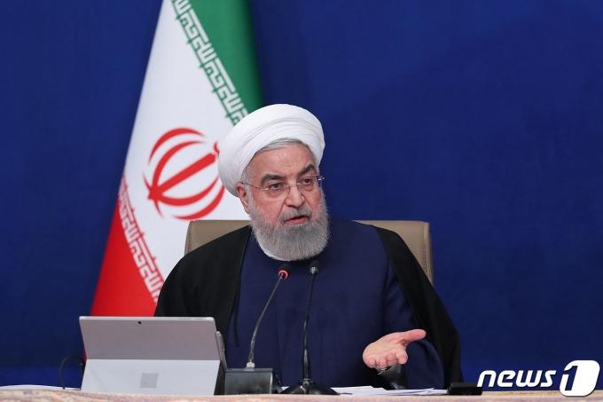 하산 로하니 이란 대통령. © AFP=뉴스1 © News1 우동명 기자