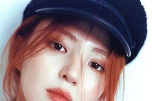 """'빨간맛' 한소희, 또 리즈 갱신… """"너무 예뻐 잠 깼다"""""""