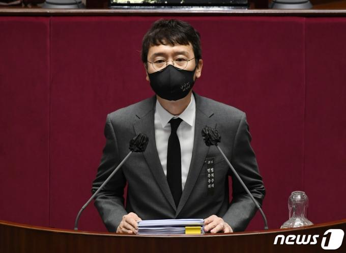 김웅 국민의힘 의원© News1 박세연 기자