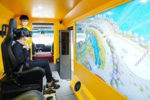 """카카오게임즈, VR 놀이공원 개장했다고?… """"직접 찾아갑니다"""""""