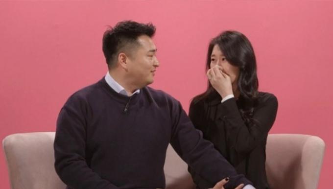 이원일 셰프와 김유진 PD가 지난달 결혼식을 올린 것으로 알려졌다. /사진=MBC '부러우면 지는거다'