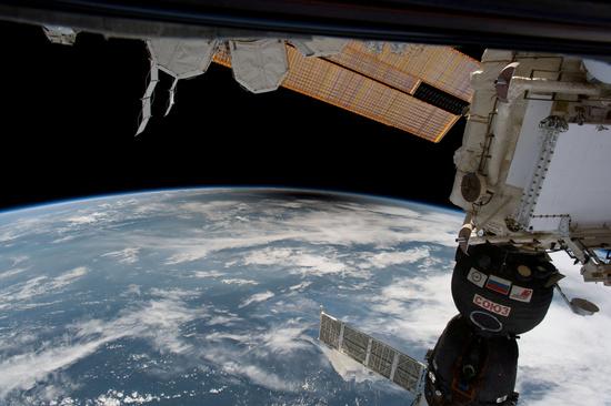 러시아가 2025년 이후 국제우주정거장(ISS) 프로젝트에서 탈퇴할 수 있다고 밝혔다. /사진=로이터