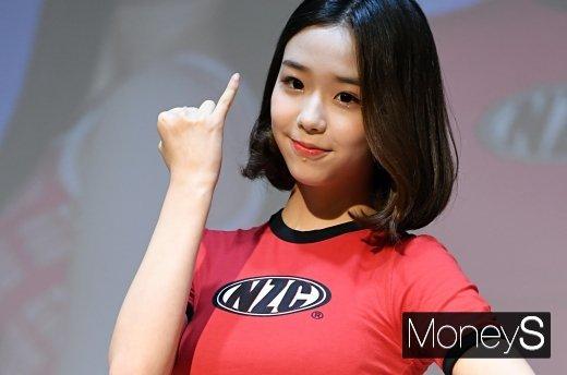 채연이 '보니하니' 논란에 뒤늦은 심경글을 남겼다. /사진=장동규 기자