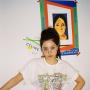 레드벨벳 예리, 청바지에 흰 티셔츠 '청순미 정석'