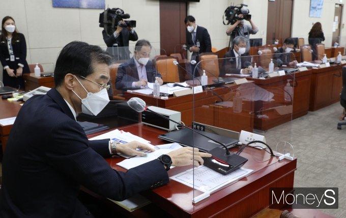 [머니S포토] 세월호 특검추천위 제2차회의 주재하는 이종엽